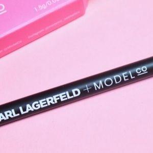 KARL LAGERFELD + MODELCO Makeup - KARL LAGERFELD + MODELCO LIP LINER IN ROSEWOOD